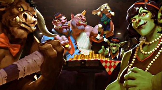 Mean Streets of Gadgetzan Preview: The Grimy Goons