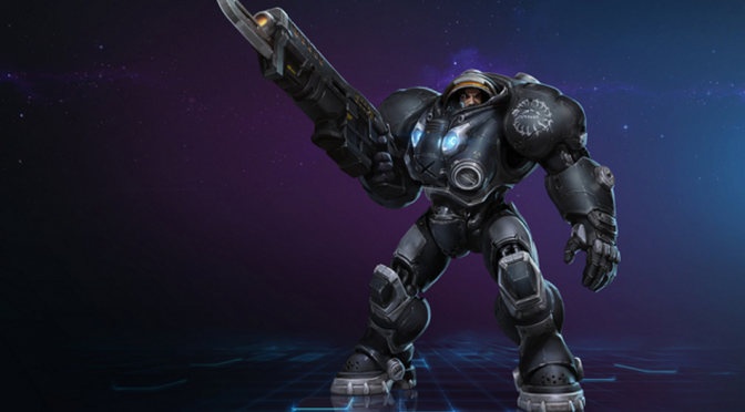 Hero Overview: Raynor