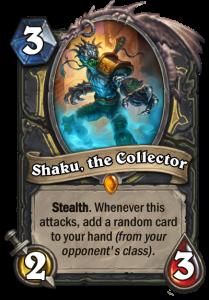 shaku-the-collector