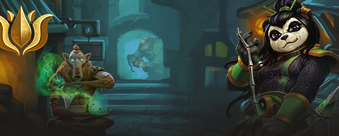 Mean Streets of Gadgetzan Preview: The Jade Lotus