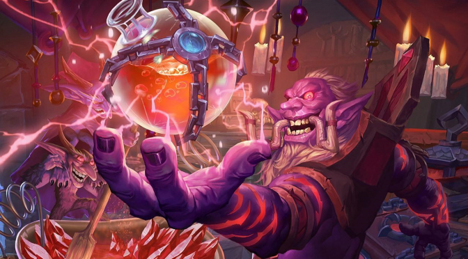 Mean Streets of Gadgetzan Preview: The Kabal
