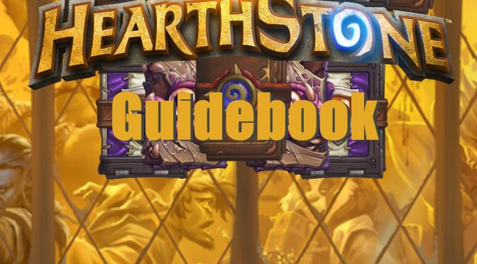 The Unofficial Hearthstone Guidebook has been Released!