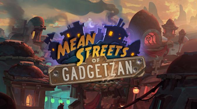 Mean Streets of Gadgetzan Deck Experiments