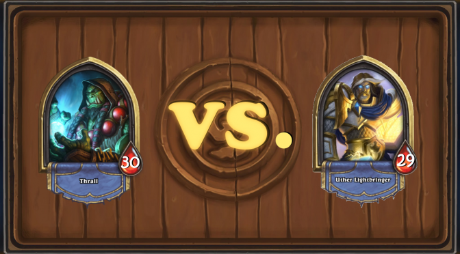 The Gurubashi Arena: Thrall vs. Uther – Part Two