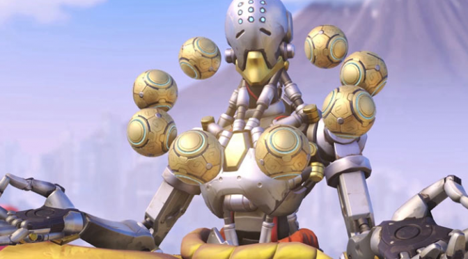 Overwatch Hero Overview: Zenyatta