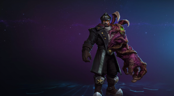 Hero Overview: Stukov