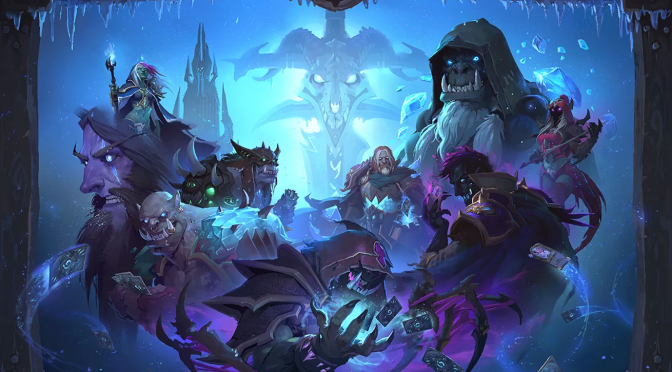 Knights of the Frozen Throne Deck Experiments