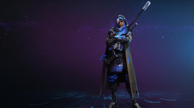 Hero Overview: Ana