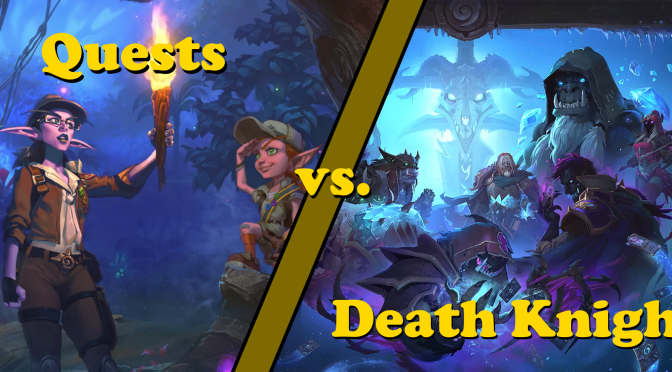 Quests vs. Death Knights